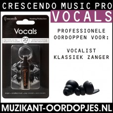 Crescendo Music Pro Vocals